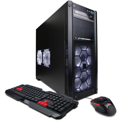 CyberpowerPC Gamer Supreme SLC600 Desktop Gaming Computer