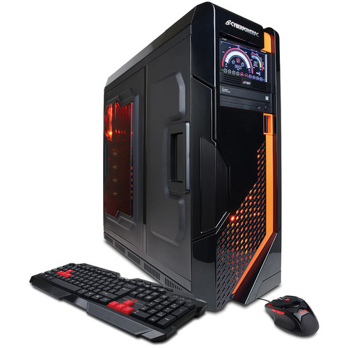 CyberpowerPC Gamer Supreme SLC6600 Desktop Computer