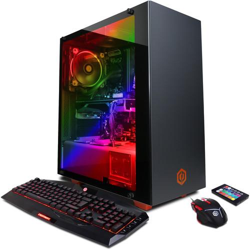 CyberpowerPC BattleBox Ultimate Liquid Cool Desktop Computer