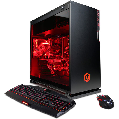 CyberPowerPC Gamer Supreme Liquid Cool Desktop Computer