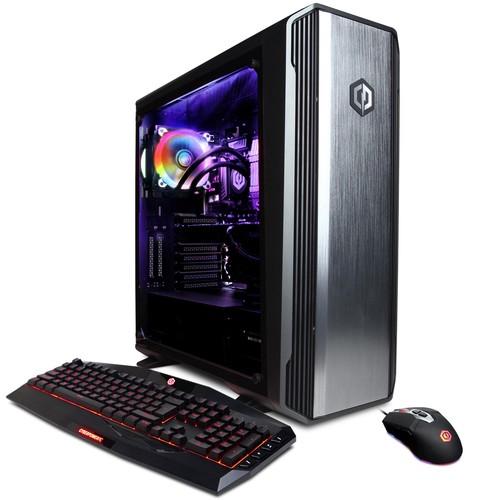 CyberPowerPC Gamer Supreme Liquid Cool Desktop Computer