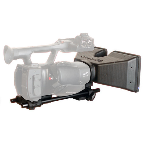 Cyclopital3D Stereo Base Extender for the Panasonic HDC-Z10000