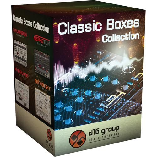 D16 Group Classic Boxes Collection