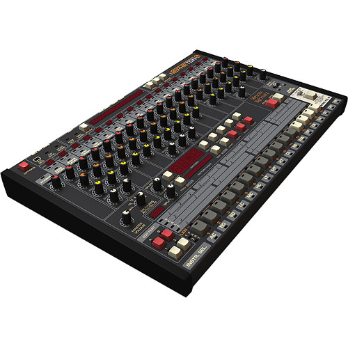 D16 Group Nepheton Drum Machine 808 Emulator Plug-In