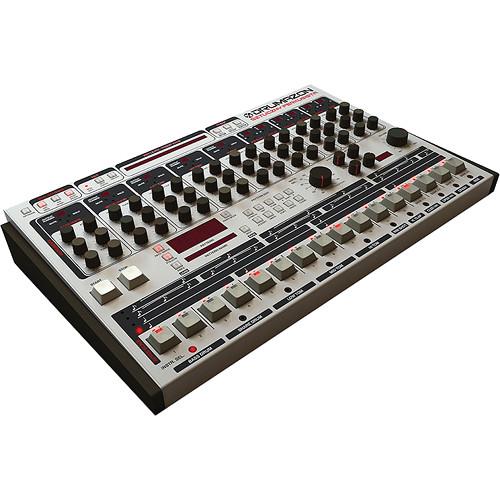 d16 group drumazon drum machine 909 emulation plug in 11 31187. Black Bedroom Furniture Sets. Home Design Ideas