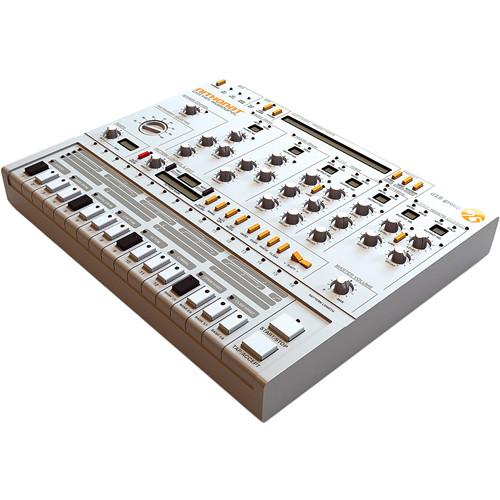 d16 group nithonat drum machine 606 emulation software 11 31188. Black Bedroom Furniture Sets. Home Design Ideas
