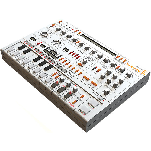 D16 Group Phoscyon T-303 Bass Line Emulation Virtual Instrument