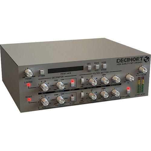 D16 Group Decimort High-Quality Bit Crusher Plug-In
