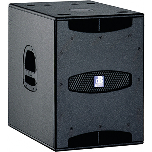 "dB Technologies SUB 15 D Active 800W 15"" Subwoofer"