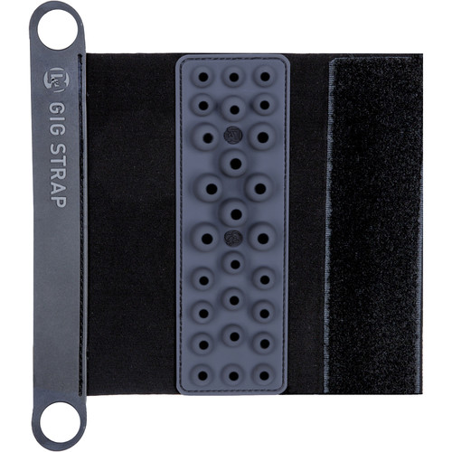 "D&A Guitar Gear Gig Strap Pressure Point Pad for 3 to 3.5"" Wide Guitar Straps (Wide)"