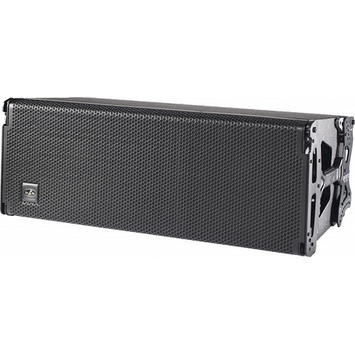 """D.A.S Audio EVENT-212.120A 3-Way 12"""" 3000W Powered Line Array Speaker Module with DSP Processor (120°)"""