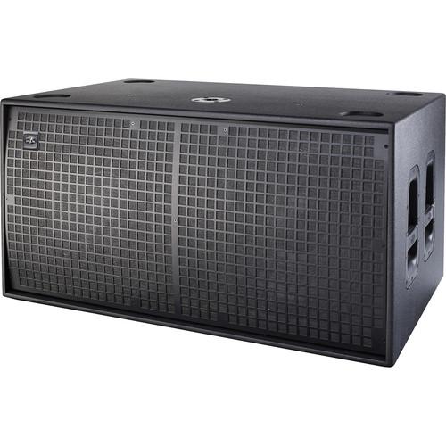 """D.A.S Audio Event 218A Powered Dual 18"""" Bass Reflex Subwoofer System"""