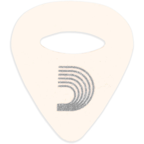 D'Addario 1FLT9-25 Ukulele Felt Picks (3.0 mm, 25-Pack)