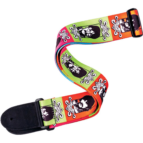 D'Addario Sgt. Pepper's Lonely Hearts Club Band 50th Anniversary Woven Guitar Strap