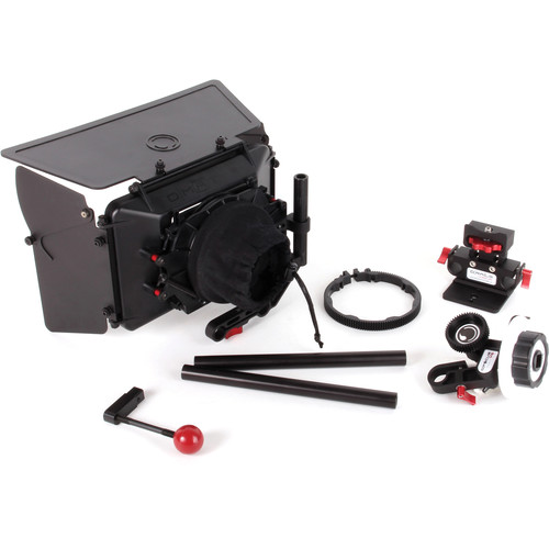 D Focus Systems Cine Bundle for Blackmagic Design Pocket Cinema Camera