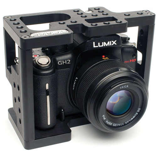 D Focus Systems D Cage for the Panasonic GH2 Camera