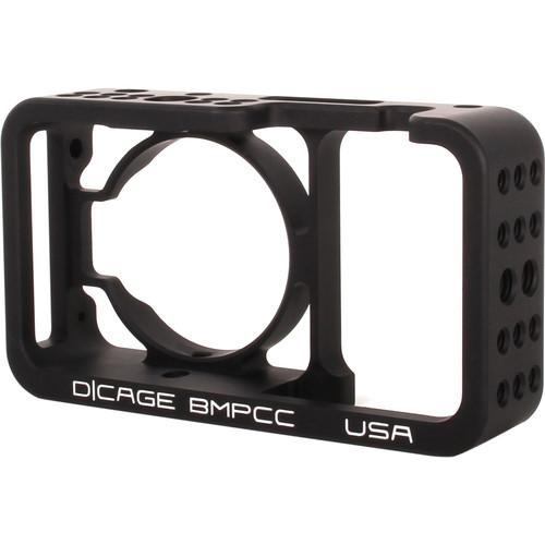 D Focus Systems D|Cage for Blackmagic Design Pocket Cinema Camera