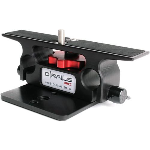 D Focus Systems D/Rails: BMCC Baseplate