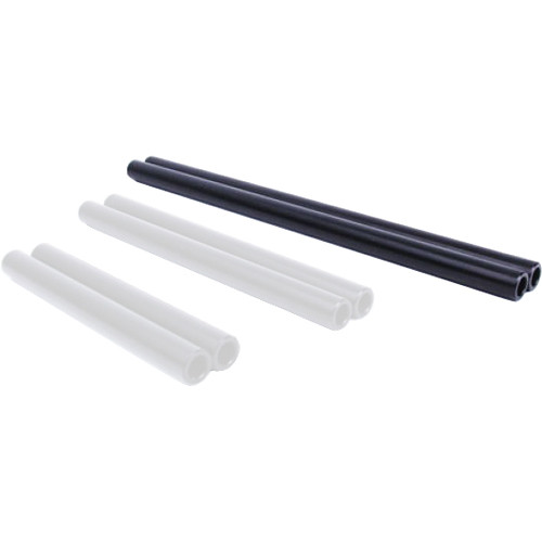 "D Focus Systems 15mm Aluminum Rods (Pair, 12"")"