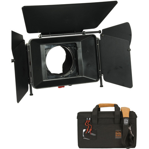 D Focus Systems D/Matte Complete Matte Box with Custom Case Kit