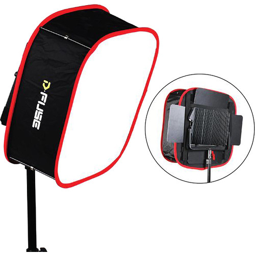 """D-Fuse DF-1L Collapsible Universal Softbox (12x12"""" Rear Opening)"""