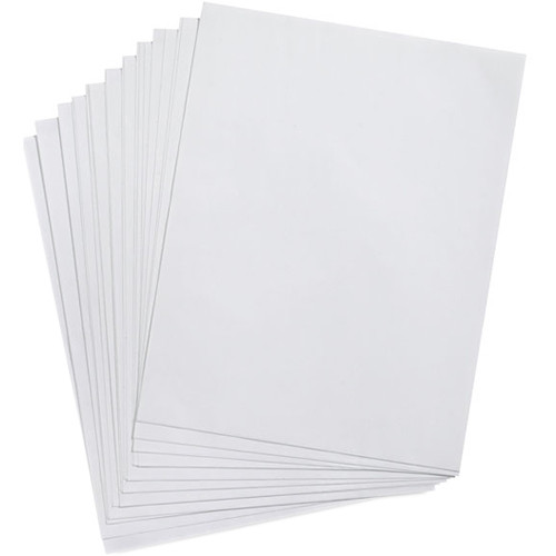 "D&K Ragmount Heat Activated Tissue Adhesive (8.5 x 11"", 25 Sheets)"