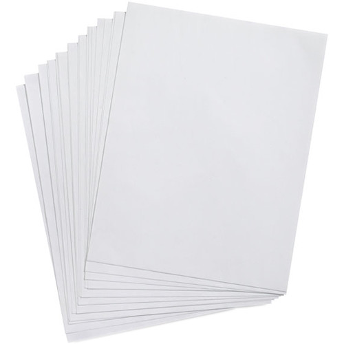 "D&K Ragmount Heat-Activated Tissue Adhesive (11 x 17"", 25 Sheets)"