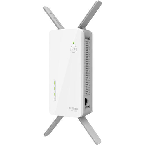 D-Link DAP-1860 AC2600 Dual-Band Wireless Range Extender