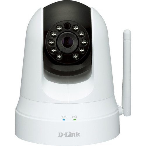 D-Link DCS-5020L Wireless Network VGA Day & Night Pan / Tilt Cloud Camera