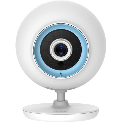 D-Link DCS-820L Wi-Fi Day/Night Cloud Baby Camera