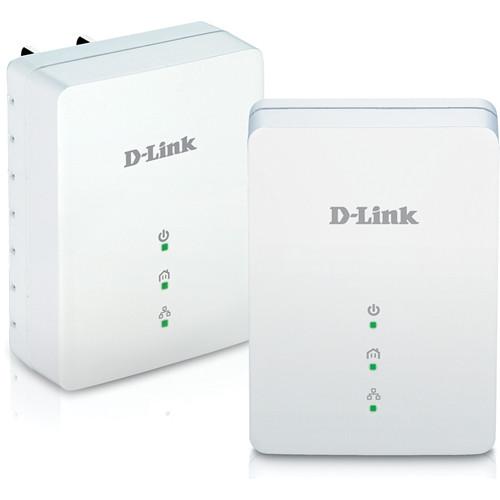 D-Link DHP-209AV PowerLine AV 200 Mini Adapter Starter Kit