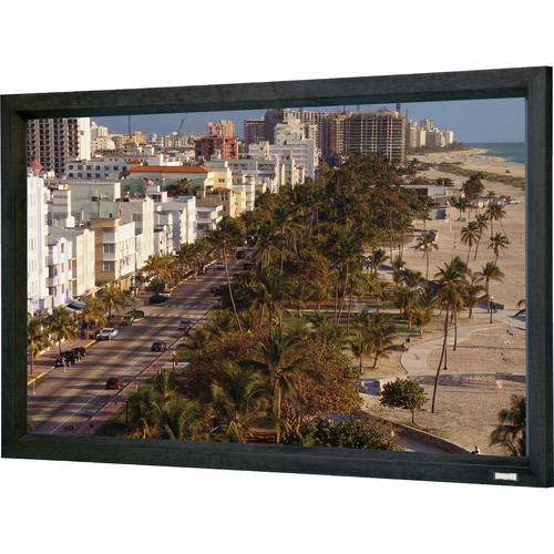 "Da-Lite 20913 65 x 104"" Cinema Contour Fixed Frame Screen (High Contrast Da-Mat)"