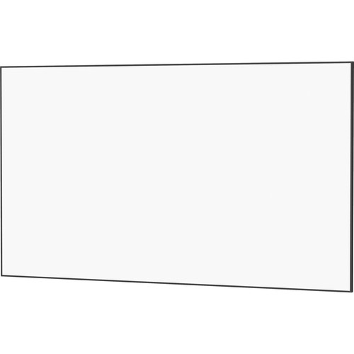 "Da-Lite 24452 69 x 110"" UTB Contour Fixed Frame Screen (HD Progressive 0.6, Acid Etched Black Frame)"
