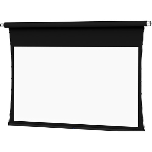 "Da-Lite 24728EFLSI ViewShare Tensioned Advantage Electrol 58 x 104"" Ceiling-Recessed Motorized Screen (220V, No Box)"