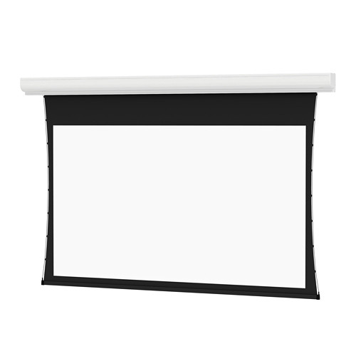 "Da-Lite 24746ELS Tensioned Contour Electrol 65 x 104"" Motorized Screen (220V)"