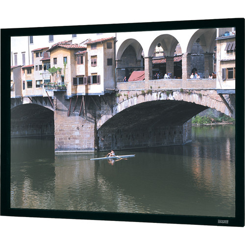 """Da-Lite 24828V Imager 58 x 136.5"""" Fixed Frame Screen"""