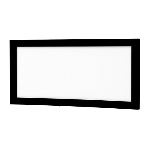 "Da-Lite 24840EV Curved Multi Format Imager 58 x 139.5"" Fixed Frame Screen (120 V)"