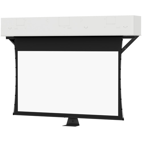 """Da-Lite 24872 54 x 96"""" Conference Electrol Tensioned Ceiling-Recessed Screen"""