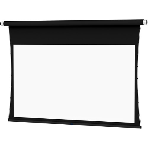"Da-Lite 24984ELT ViewShare Tensioned Advantage Electrol Retrofit 54 x 96"" Ceiling-Recessed Motorized Screen (Type 2 Motor, 220V)"