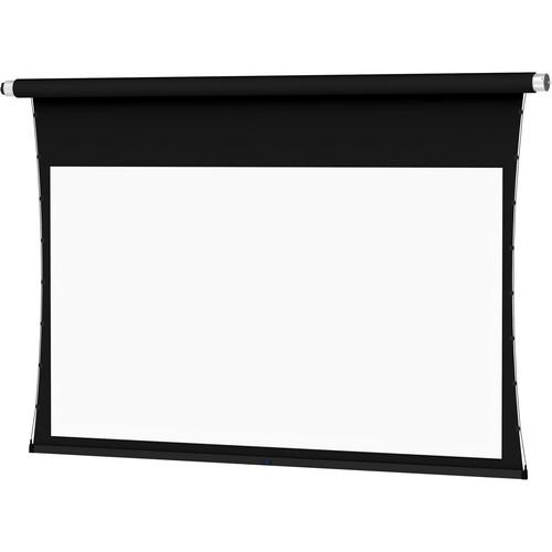 "Da-Lite 24989EHV ViewShare Tensioned Advantage Electrol Retrofit 58 x 104"" Ceiling-Recessed Motorized Screen (Type 1 Motor, 220V)"