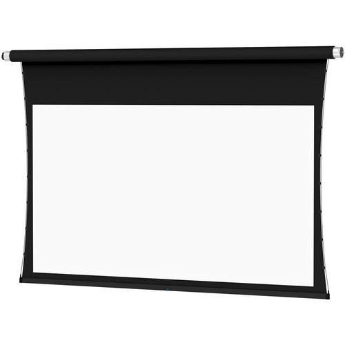"Da-Lite 25008HV ViewShare Tensioned Advantage Electrol Retrofit 57.5 x 92"" Ceiling-Recessed Motorized Screen (Type 1 Motor, 120V)"