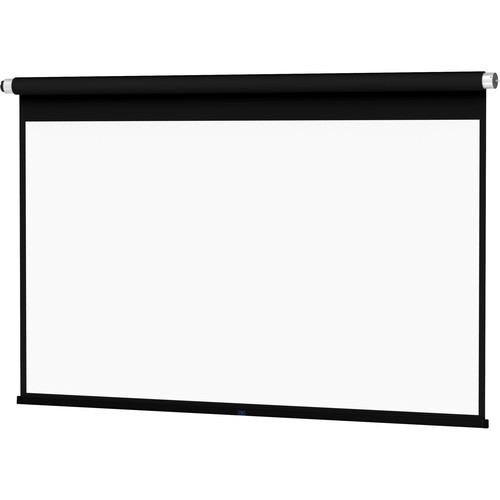 "Da-Lite 25056LS ViewShare Advantage Electrol Retrofit 58 x 104"" Ceiling-Recessed Motorized Screen (Type 3 Motor, 120V)"