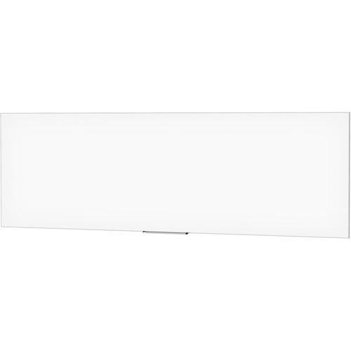 """Da-Lite IDEA Panoramic 16:10 Wide Format Screen with 24"""" Marker Tray (36 x 192"""")"""
