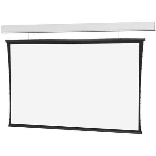 "Da-Lite 29454E Wireline Advantage 87 x 139"" Motorized Projection Screen (220V)"