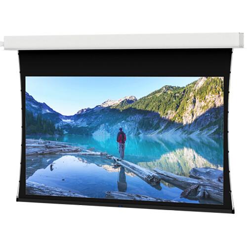 """Da-Lite Advantage Tensioned/ 220v 106""""/HDTV - Parallax 0.8"""