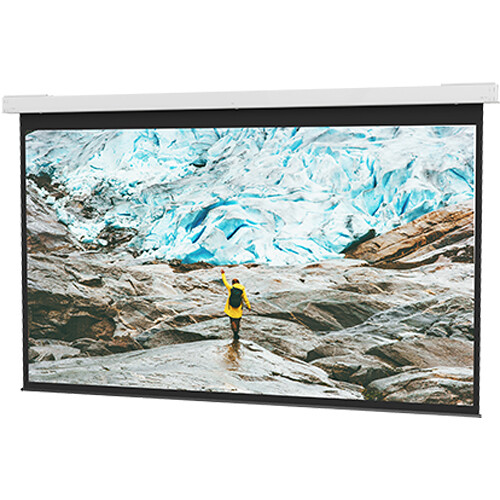 "Da-Lite DescenderPro/ Electric 106""/HDTV - Matte White"