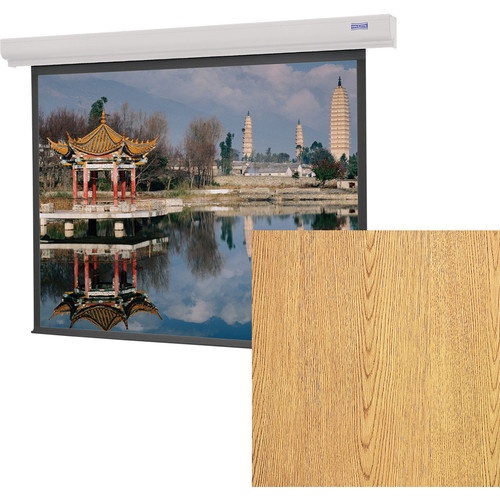 "Da-Lite 35168LLOV Contour Electrol 90 x 160"" Motorized Screen (120V)"