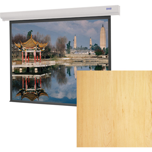 "Da-Lite 37087LRHMV Contour Electrol 90 x 160"" Motorized Screen (120V)"
