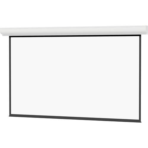 Da-Lite 37088ELVN Contour Electrol 9 x 9' Motorized Screen (220V)