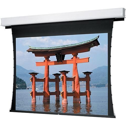 "Da-Lite Tensioned Advantage Deluxe Electrol Wide 16:10 Format Motorized Projection Screen (72.5 x 116"", Dual Vision)"